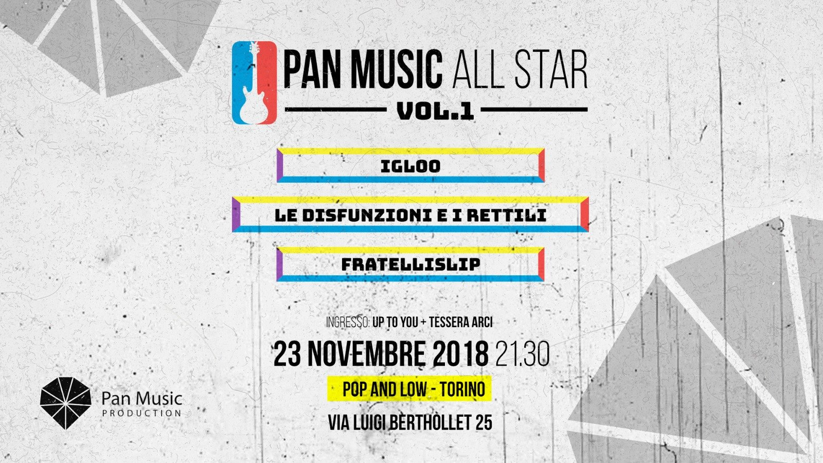 "PAN MUSIC – ""ALL STAR"" Vol.1"